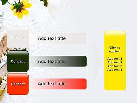 Table Setting Ideas PowerPoint Template Slide 12