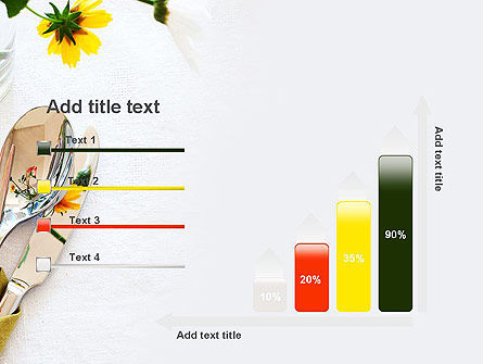 Table Setting Ideas PowerPoint Template Slide 8