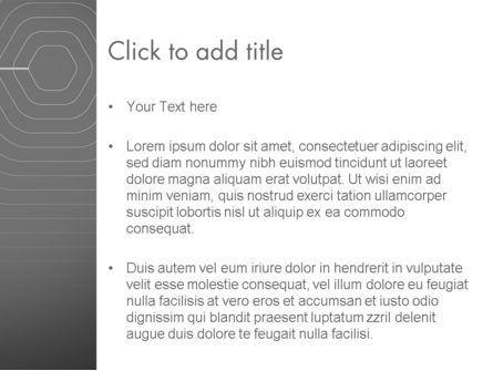 Epicenter Abstract PowerPoint Template, Slide 3, 13645, Abstract/Textures — PoweredTemplate.com