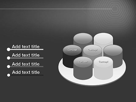Epicenter Abstract PowerPoint Template Slide 12