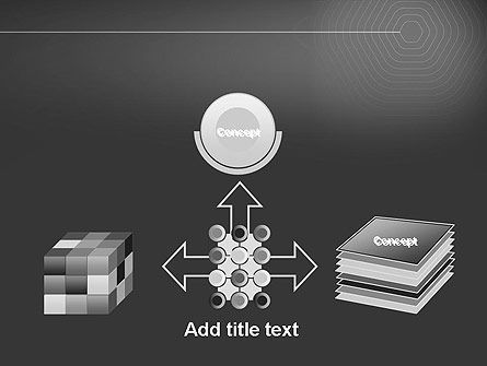 Epicenter Abstract PowerPoint Template Slide 19