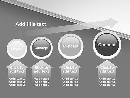Splitted Diagonally Abstract PowerPoint Template Slide 13