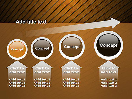 Flooring Texture Abstract PowerPoint Template Slide 13
