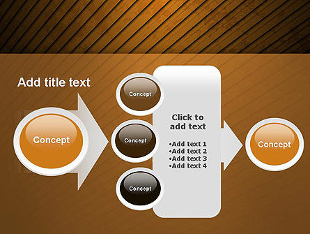 Flooring Texture Abstract PowerPoint Template Slide 17