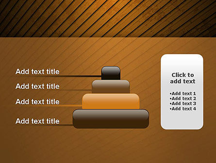 Flooring Texture Abstract PowerPoint Template Slide 8