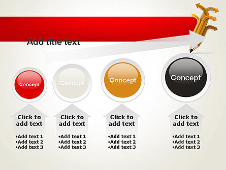Education Pencil PowerPoint Template Slide 13