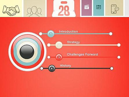Craft Business PowerPoint Template, Slide 3, 13659, Business Concepts — PoweredTemplate.com
