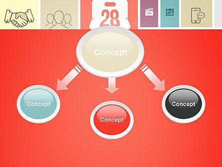 Craft Business PowerPoint Template, Slide 4, 13659, Business Concepts — PoweredTemplate.com