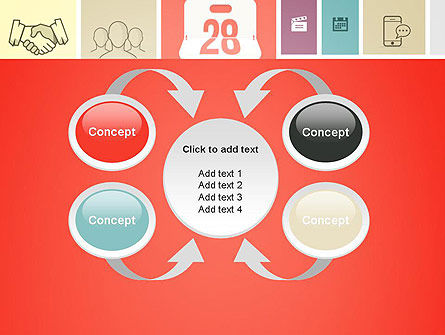 Craft Business PowerPoint Template Slide 6