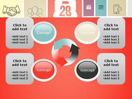 Craft Business PowerPoint Template Slide 9