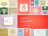 Business Concepts: Craft Business PowerPoint Template #13659