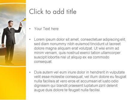 Corporate Creative PowerPoint Template, Slide 3, 13660, Business Concepts — PoweredTemplate.com