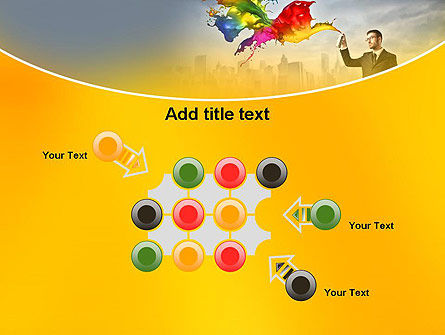Corporate Creative PowerPoint Template Slide 10