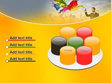 Corporate Creative PowerPoint Template Slide 12