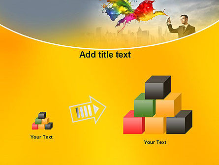 Corporate Creative PowerPoint Template Slide 13