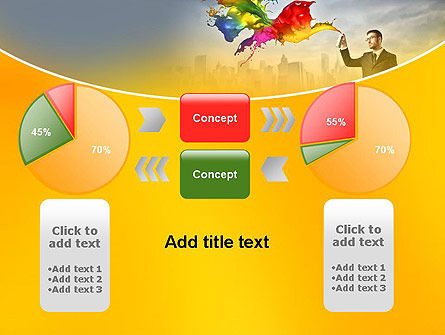 Corporate Creative PowerPoint Template Slide 16