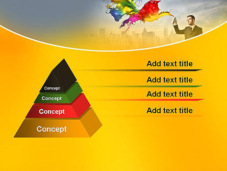 Corporate Creative PowerPoint Template Slide 4