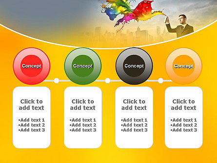 Corporate Creative PowerPoint Template Slide 5