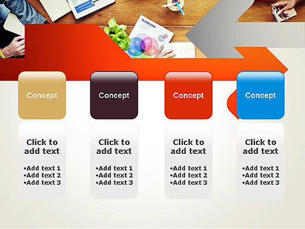 Graphic Design Meeting PowerPoint Template Slide 5