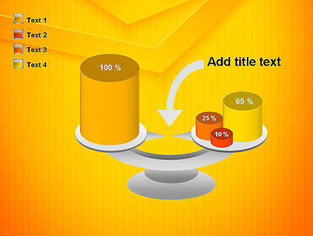 Overlapped Angles PowerPoint Template Slide 10