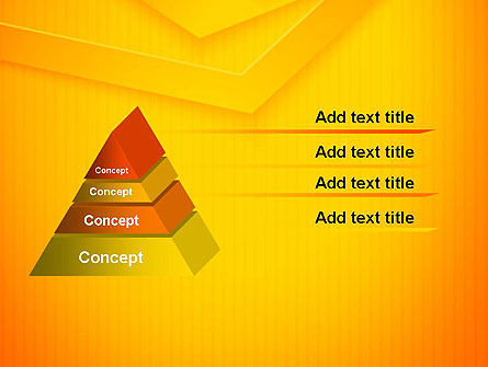 Overlapped Angles PowerPoint Template Slide 12