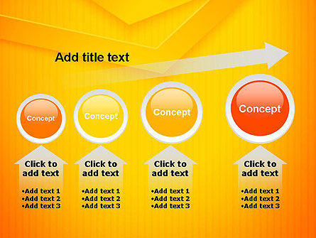 Overlapped Angles PowerPoint Template Slide 13