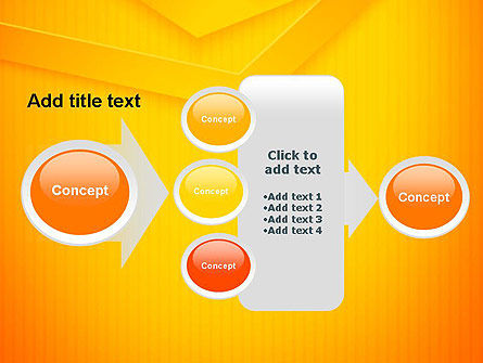 Overlapped Angles PowerPoint Template Slide 17