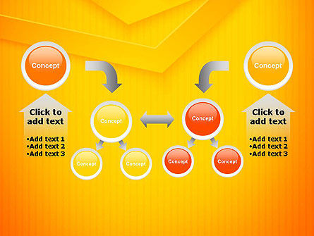 Overlapped Angles PowerPoint Template Slide 19