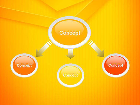 Overlapped Angles PowerPoint Template Slide 4
