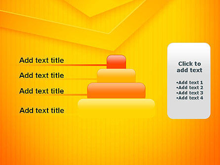Overlapped Angles PowerPoint Template Slide 8