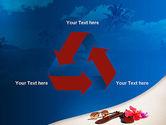 Summer Beach PowerPoint Template#10