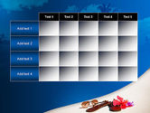 Summer Beach PowerPoint Template#15