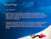 Summer Beach PowerPoint Template#2
