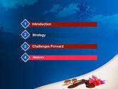 Summer Beach PowerPoint Template#3