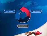 Summer Beach PowerPoint Template#9
