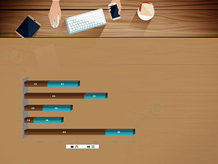 Conference Top View PowerPoint Template Slide 11