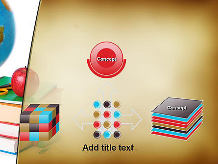Back to School Supplies PowerPoint Template Slide 19