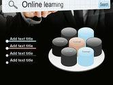 Online Tutoring PowerPoint Template#12