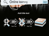 Online Tutoring PowerPoint Template#9