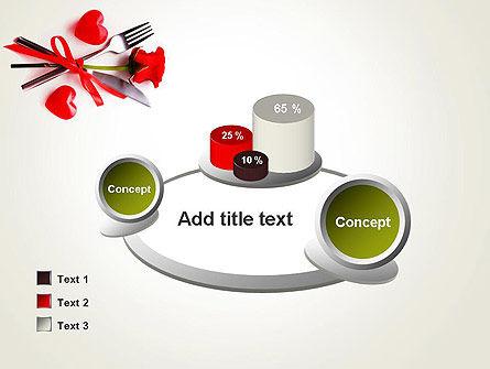 Romantic Dinner Invitation PowerPoint Template Slide 16