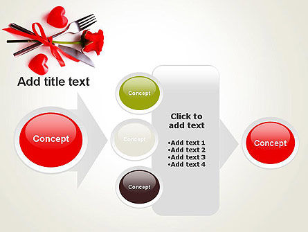 Romantic Dinner Invitation PowerPoint Template Slide 17