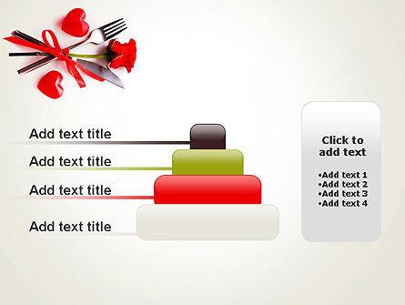 Romantic Dinner Invitation PowerPoint Template Slide 8