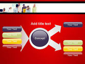 People Working on Project PowerPoint Template#14