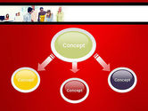 People Working on Project PowerPoint Template#4