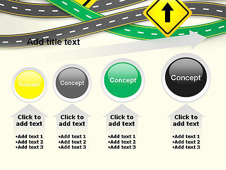 Road Trip PowerPoint Template Slide 13