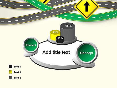 Road Trip PowerPoint Template Slide 16