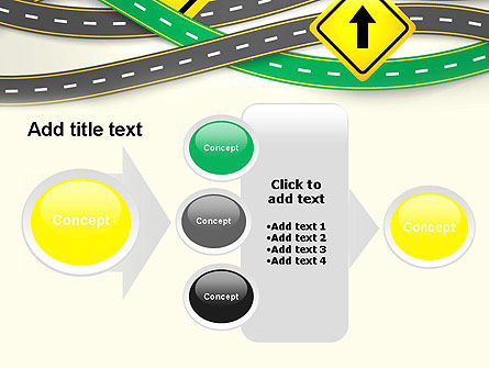 Road Trip PowerPoint Template Slide 17