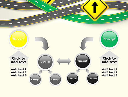 Road Trip PowerPoint Template Slide 19