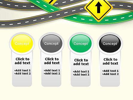 Road Trip PowerPoint Template Slide 5