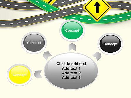 Road Trip PowerPoint Template Slide 7